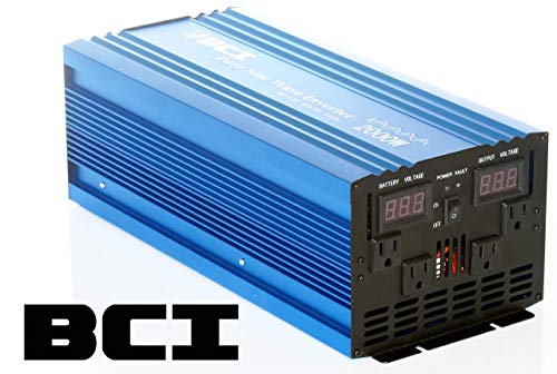 Bear Claw Industries 3000 Watt Pure Sine Wave Inverter