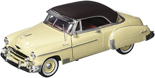 Motor Max 1:24 W/B American Classics 1950 Chevrolet Bel Air Coupe Diecast Vehicle ()