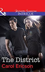 The District (Mills & Boon Intrigue) (Brody Law Book 2)