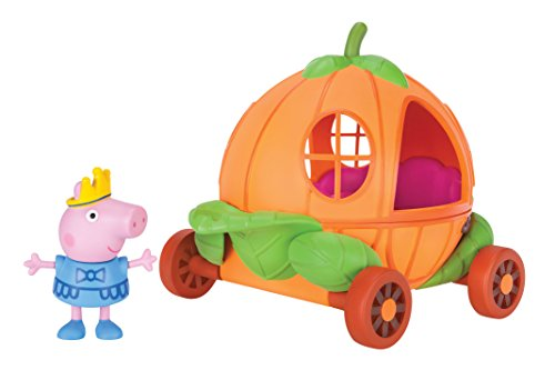 Peppa Pig Carriage Little Vehicle]()