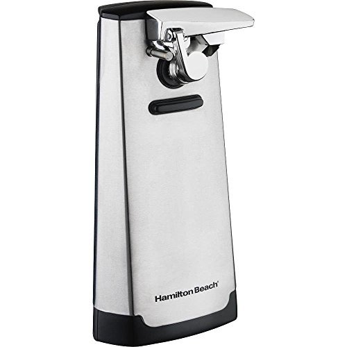 New Hamilton Beach 76700 Electric Extra Tall Can Opener Knif