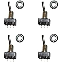 4 x Quantity of Walkera Devo Controller Compatible Models 3 position with springloaded 3rd position Short Switch Devention Radio Remote Control Part