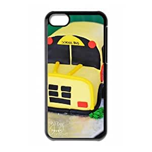 School Bus CUSTOM Hard Case for iPhone 6 plus (5.5) LMc-10642 at LaiMc