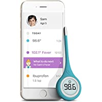 Kinsa QuickCare Smart Bluetooth Stick Thermometer