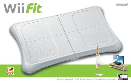 Wii Fit Game with Balance Board (Brand New, Bulk ()