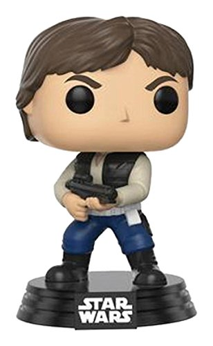 Funko Pop! Star Wars Han Solo #169 (2017 Star Wars Galactic Convention Exclusive) (Solo Collectors Han)