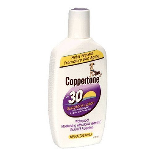 (Coppertone Coppertone UltraGuard Sunscreen Lotion SPF 30 8 oz (Pack of 2))