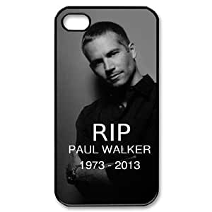 GGMMXO Paul Walker Phone Case For Iphone 4/4s [Pattern-1]