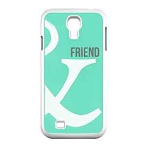 WINDFC BFF Symbol Mild One Wild One Pineapple Best Friend Matching Phone Case For Samsung Galaxy S4 i9500 [Pattern-2]