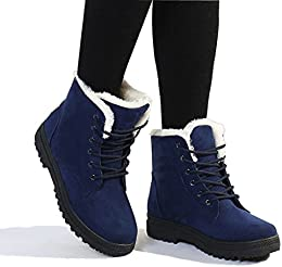 Amazon.com: Blue - Boots / Shoes: Clothing Shoes &amp Jewelry