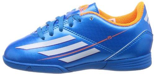 Adidas F5 Indoor bota de fútbol para niños