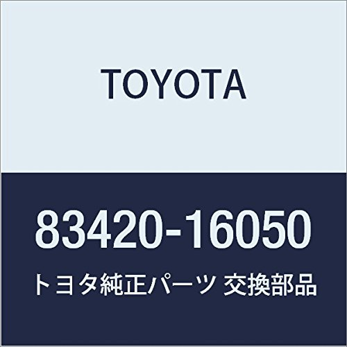 TOYOTA 83420-16050 Water Temperature Gauge Assembly