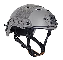 Brand New FMA Airsoft Paintball Protective FAST Helmet-PJ PROP Cosplay FG F820 M/L