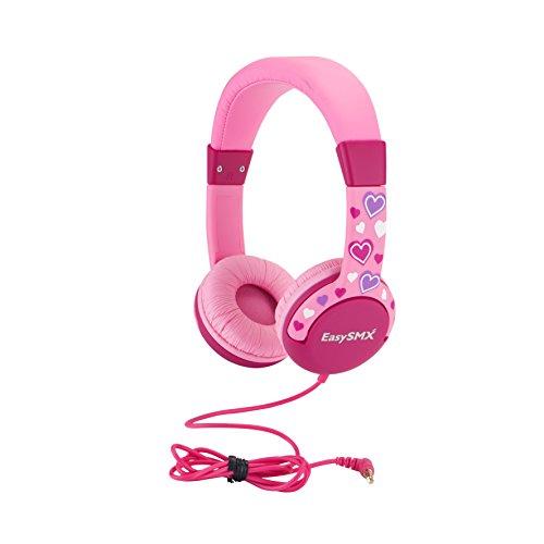 Casque Audio Enfant Anti Bruit Easysmx Casque Audio Mignon
