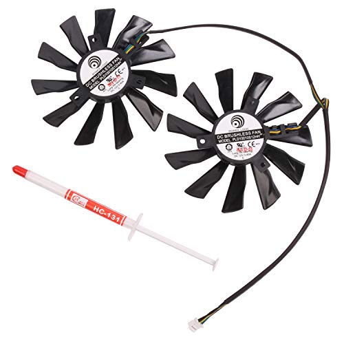Li-SUN Laptop CPU Cooling Fan Replacement for MSI R9-290X for sale  Delivered anywhere in USA