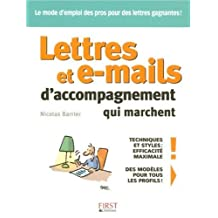 Lettres et e-mails d'acc..