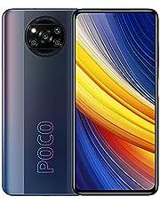 "POCO X3 Pro Smartphone RAM 6GB ROM 128GB 120Hz 6.67""FHD + LCD DotDisplay Qualcomm® SnapdragonTM 860, 5160mAh (typ) Batterij 48MP Camera Zwart [Wereldwijde versie]"