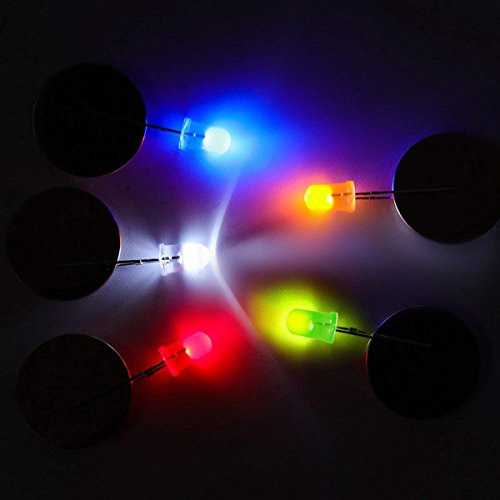 500pcs-LED-Diode-Lights-KingSo-5-Colors100pcs-5mm-Light-Emitting-Diodes-LED-Assortment-Kit-Electronics-Components-Diffused-Round-Light-Bulb-for-Arduino-White-Red-Orange-Yellow-green-Blue