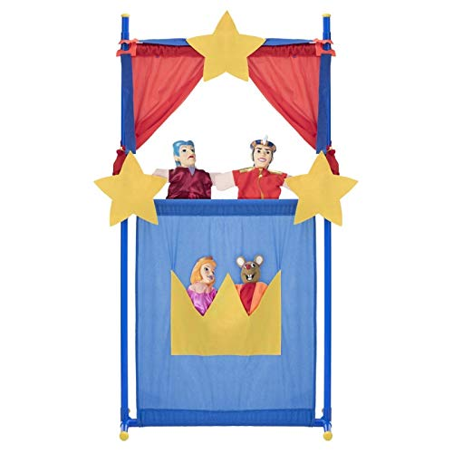 Easydistri Théâtre de marionnettes - Cendrillon