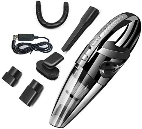 ANTEHOME LZM-4235 Handheld Wet & Dry Wireless Vacuum Cleaner, Rechargeable Battery | 31000 RPM Strong Suction