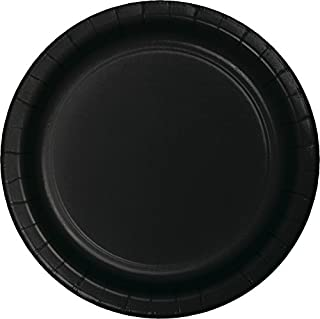 Creative Converting 75-Count Value Pack Paper Dinner Plates, Black Velvet - 483260B (B004LWBISG) | Amazon price tracker / tracking, Amazon price history charts, Amazon price watches, Amazon price drop alerts