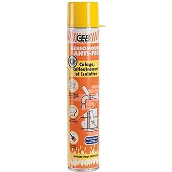 GEB 71742-813268 poliuretano incombustible Gebsomousse 750 ml: Amazon.es: Bricolaje y herramientas