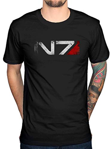 Official Mass Effect N7 Logo T-Shirt