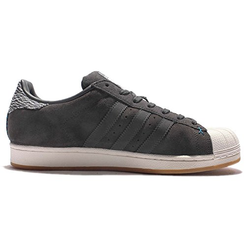 Solid Mens Solid Trainers Superstar Grey Sneakers Adidas Shoes Originals Grey 1gq6nRWR8