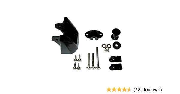 for LVS32 Garmin 0101278402 Transom Mount Bracket
