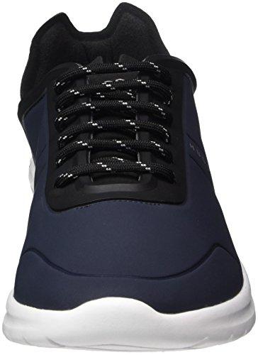 Basses Extreme Homme Blue BOSS Runn Dark Sneakers lux Bleu wSqxCIZ