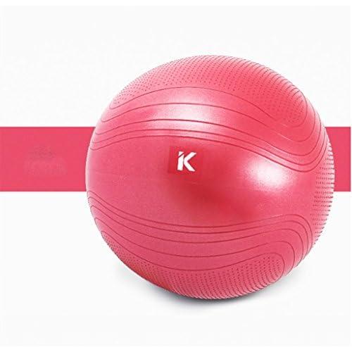 Balle de yoga, épaissir Anti-déflagrant 65cm formant la balle de gymnastique Femmes enceintes Ballon de sage-femme ( Couleur : #1 )