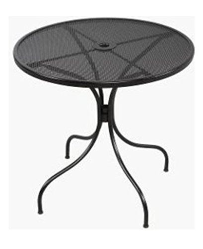 Jackson 30 in. Round Patio Bistro Table by Arlington House