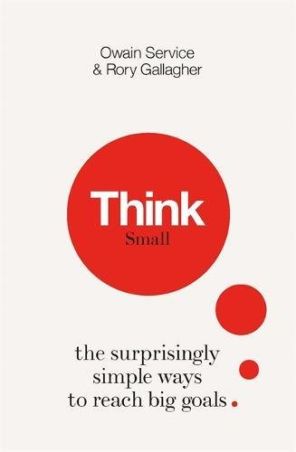 Think Small: The Surprisingly Simple Ways to Reach Big Goals ebook