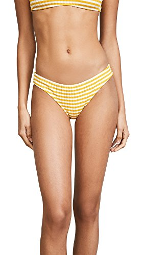 Solid-Striped-Womens-The-Elle-Stripe-Rib-Bikini-Bottoms