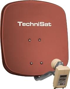technisat digidish 45 sat offset spiegel mit wandhalterung. Black Bedroom Furniture Sets. Home Design Ideas