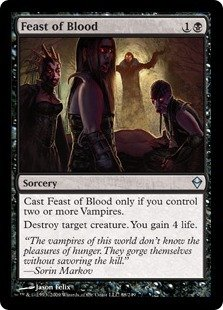 - Magic: The Gathering - Feast of Blood (88) - Zendikar