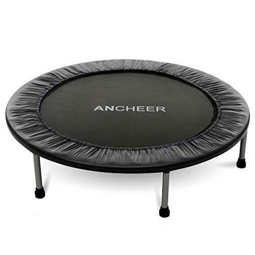 ANCHEER Max Load 220lbs Rebounder Trampoline with Safety Pad...