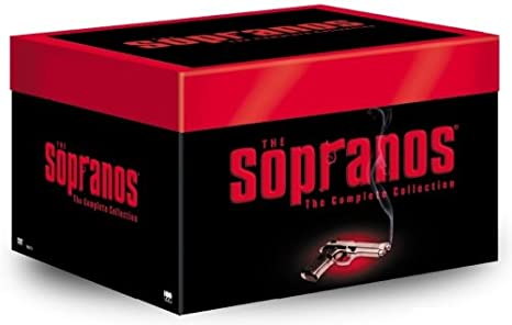 The Sopranos: Complete HBO Seasons 1-6 Box Set DVD: Amazon