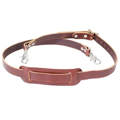- Occidental Leather 1019 All Leather Shoulder Strap