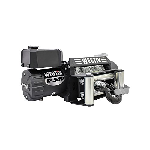 Westin Automotive Products 47-2106 Black Off-Road 12.5 Waterproof Winch