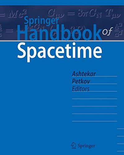 Springer Handbook - Springer Handbook of Spacetime (Springer Handbooks)