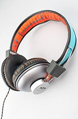 The House of Marley The Positive Vibration Headphone in Sun,Headphones for Unisex