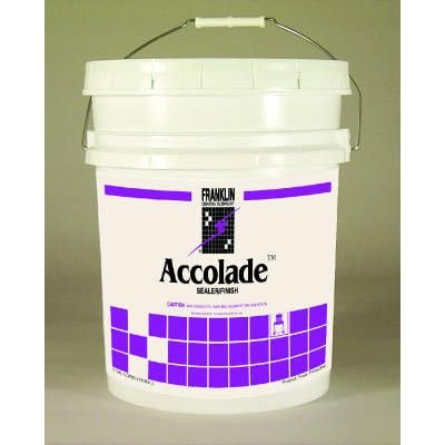 (Franklin Cleaning Technology Accolade Floor Sealer Pail)