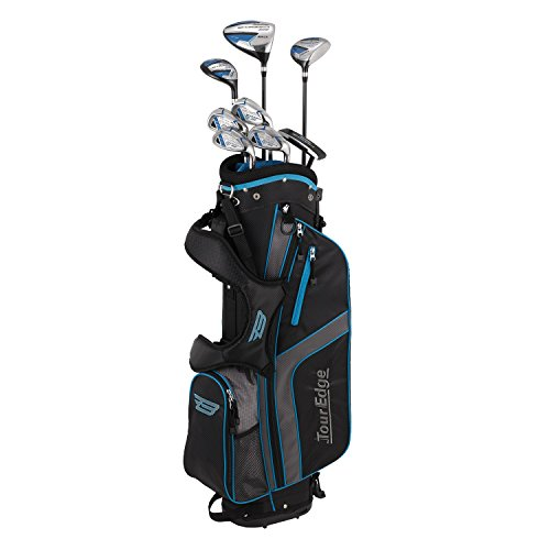 Tour Edge Unisex B3SLGU11.B Bazooka 360 Teen Golf Set Left Hand, -