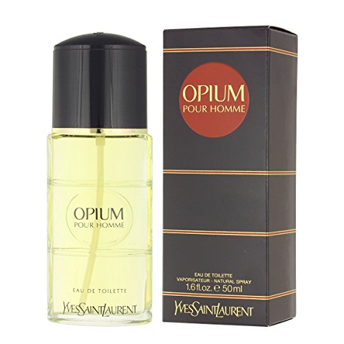Yves Saint Laurent Opium Eau de Toilette Spray for Men, 1.6 oz
