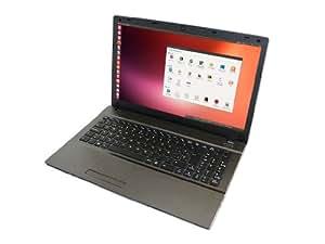 """VANT MOOVE Pro2 15.6"""" i5-4210M, 8GB RAM, unidad SSD de 120GB, Ubuntu 14.04.2"""