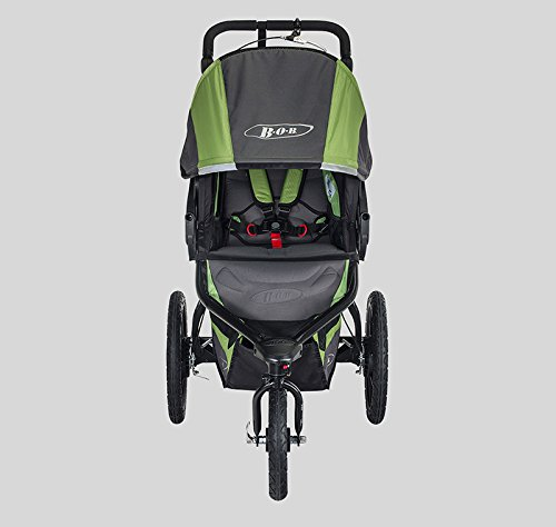 BOB 2016 Revolution Pro Stroller, Meadow and Black