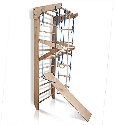 Escalera sueca barras de pared