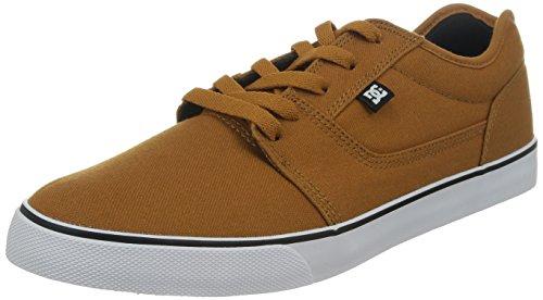 DC Shoes Tonik Tx M Shoe 445 - Zapatillas de Skateboarding hombre Marrón (Wheat)