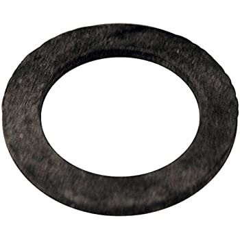 LASCO 02-2013 Flat Rubber Union Washer, 1-Inch ID X 1-1/2-Inch OD, 3 ...